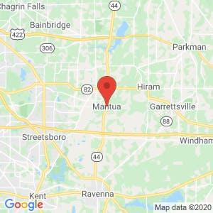 Mantua map