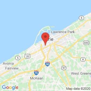 Midtown Storage Warehouse map