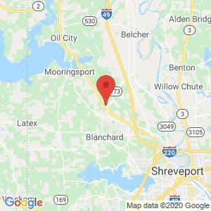 Northwood Self Storage map