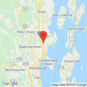 Plattsburgh Boat, RV and Auto Storage map
