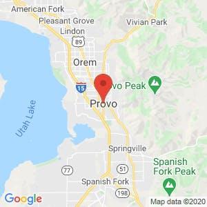 Provo map