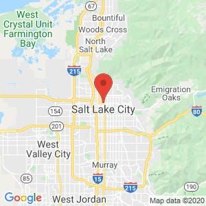 Salt Lake map