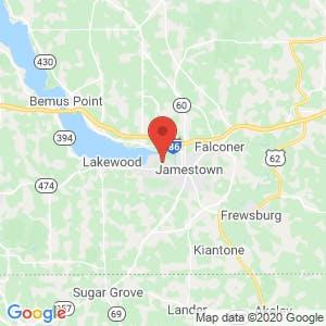Store 'N' Lock map