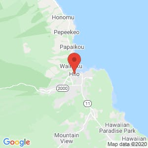 The Major Islands RV Dump Stations map
