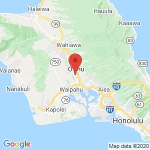 Waipahu Public Storage map