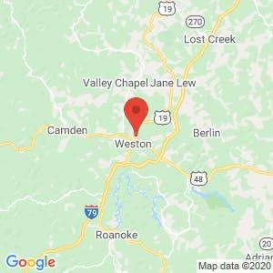 Weston Storage map