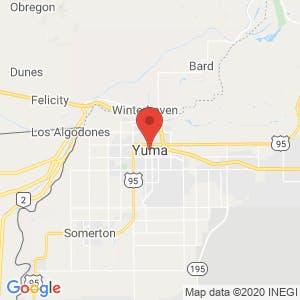 Yuma map