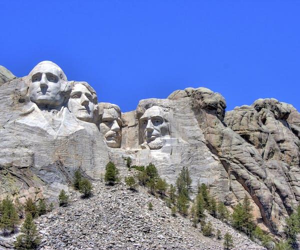 South Dakota Mt Rushmore
