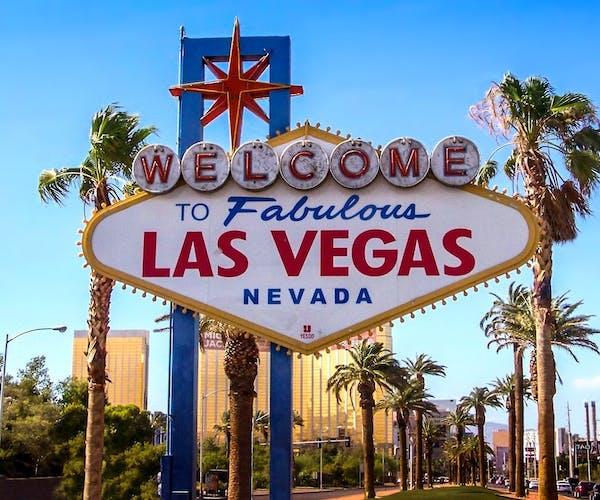 Viva Las Vegas Baby! - Nevada. Now, don't go spending all your money here!