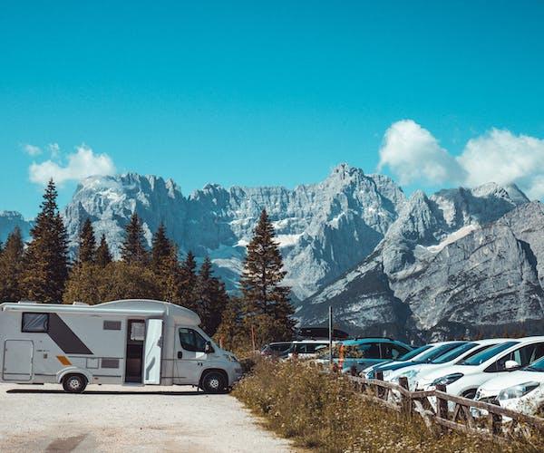 Wyoming Mountain Range