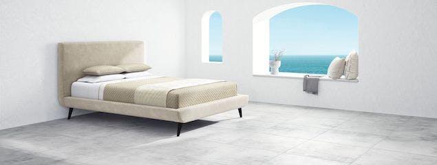 Saatva's Porto bed frame