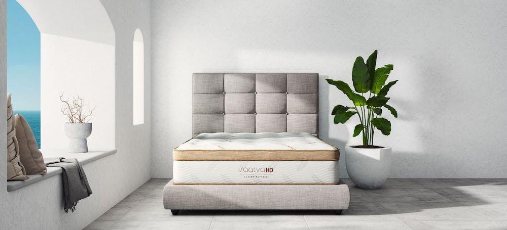 saatva hd, the best mattress for heavy people