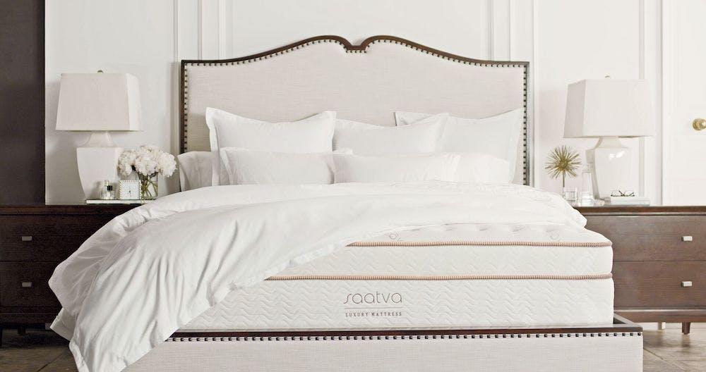 saatva classic pillow top mattress