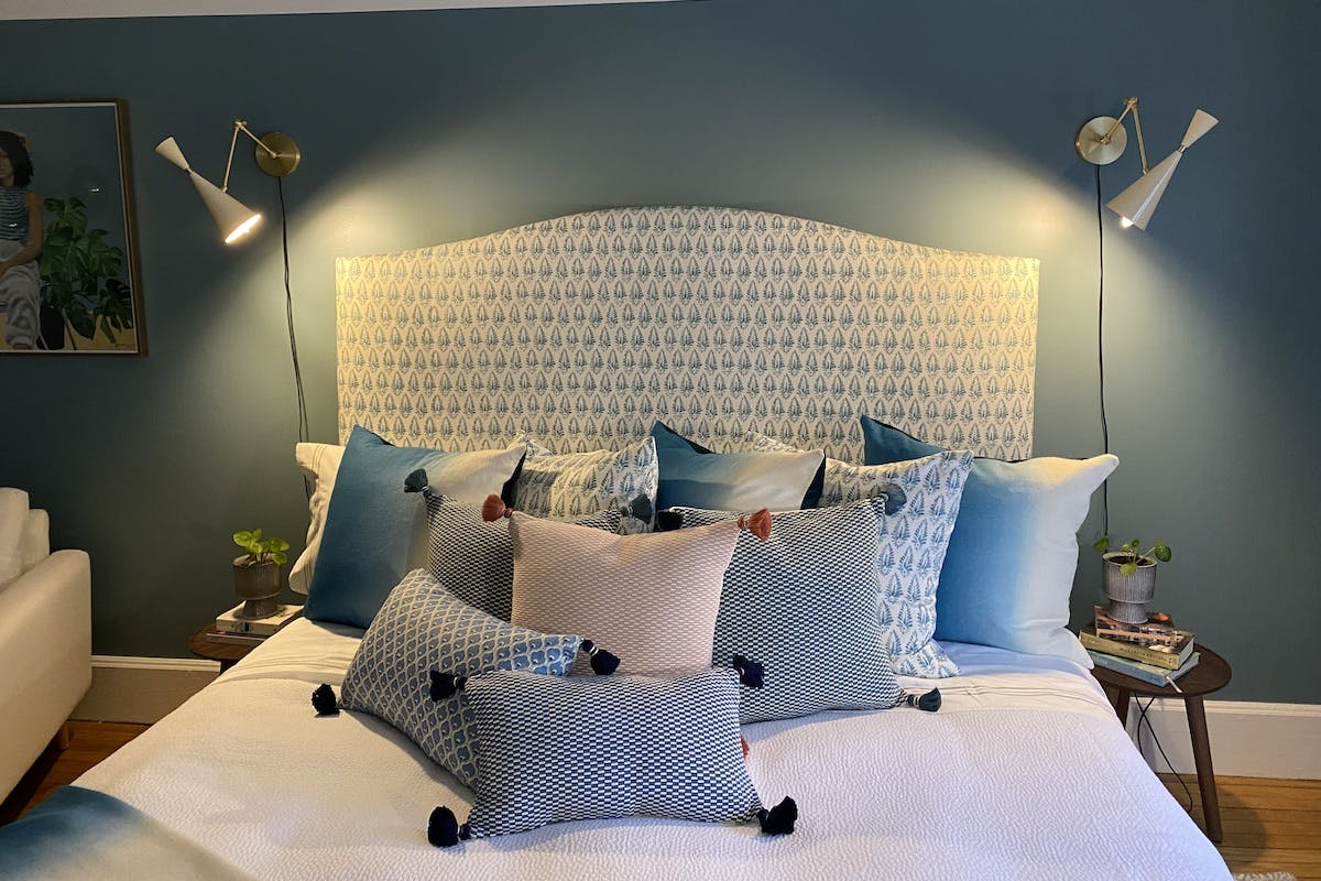 kaleidoscope project - ingrid elizabeth room