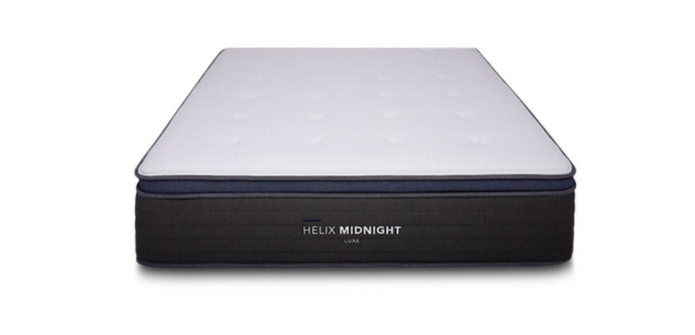 helix midnight luxe innerspring mattress with pillow top