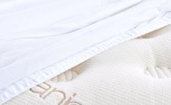 saatva waterproof mattress protector