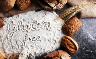 image of gluten free-flour that is safe for celiac disease