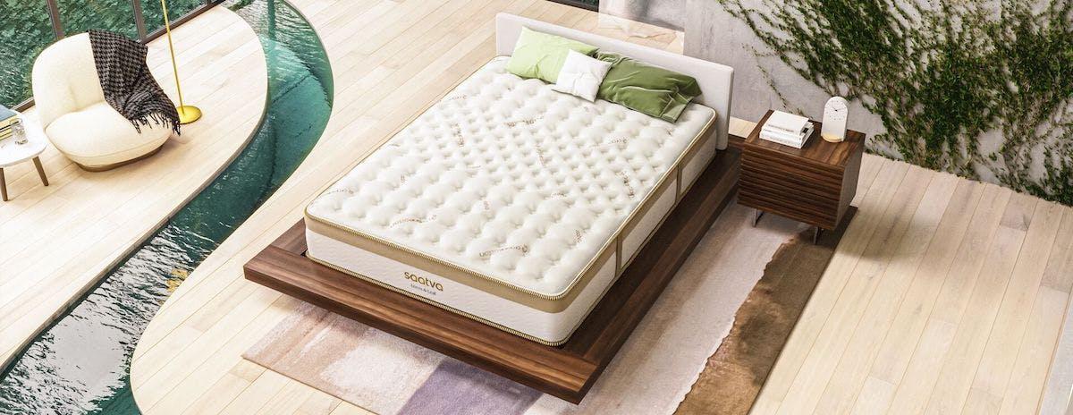 saatva memory foam mattress