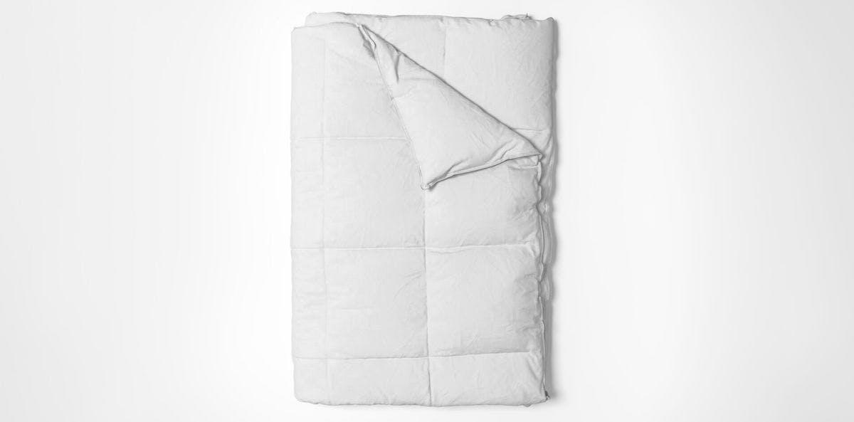 saatva down alternative comforter