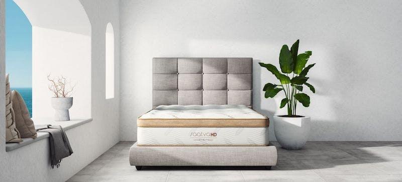 saatva heavy duty mattress
