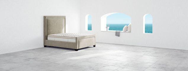 Saatva's Marseille bed frame
