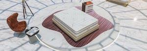 saatva mattress with euro style pillow top