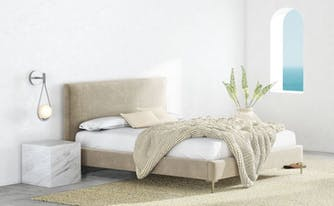 saatva platform bed