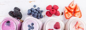 best smoothie recipes - image of fruit smoothies
