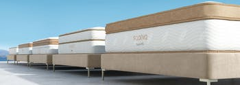 mattress weight limits - image of saatva mattresses
