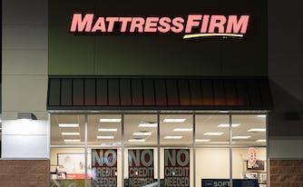 best sleep stories of 2018 - image of mattress firm store