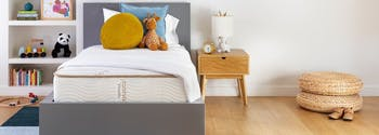 image of saatva youth mattress