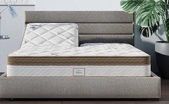 saatva solaire precision adjustable air bed