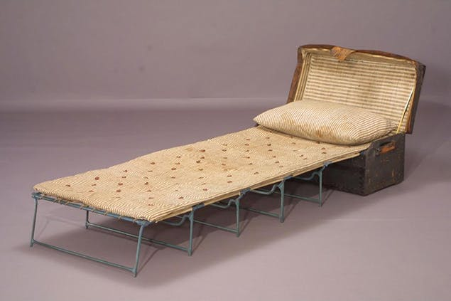 george washington's bed