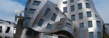 what is lucid dreaming - image of curved building