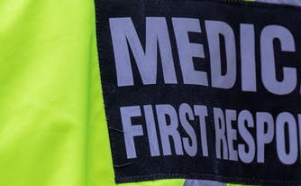 image of medical first responders jacket