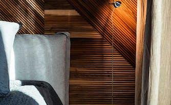 image of mattress in luxury hotel