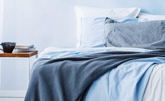bedroom for better sleep - image of peaceful bedroom