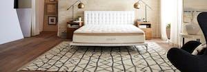memory foam mattress reviews - image of saatva memory foam mattress