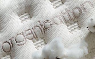 eco-friendly mattress - image of organic mattress