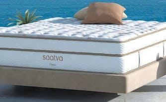 best mattress reviews - image of saatva mattress