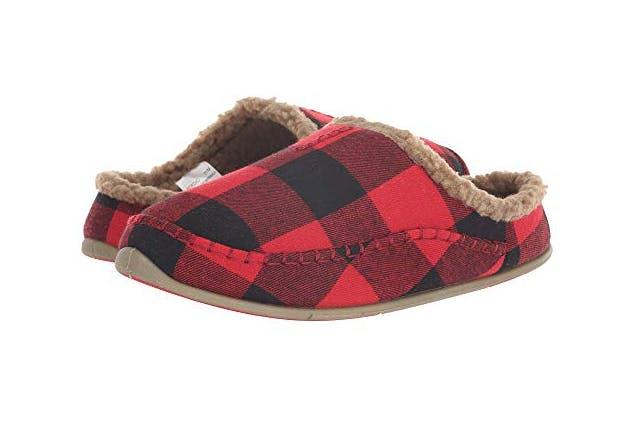 Deer Stag Nordic men's slippers
