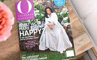 saatva mattress in oprah magazine - image of oprah magazine