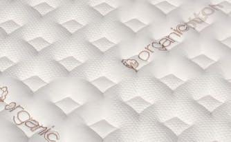 mattress chemicals - image of organic cotton mattress cover