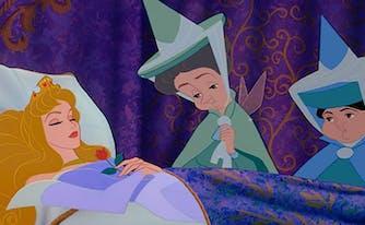 movies about sleep - image of sleeping beauty