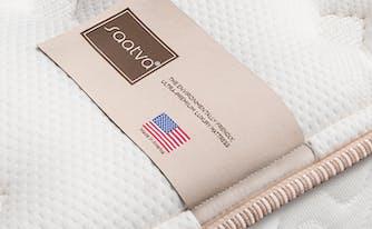 image of saatva american-made mattress