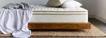 image of saatva classic innerspring mattress