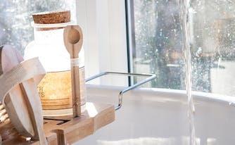 benefits of epsom salt before sleep - image of epsom salt bath