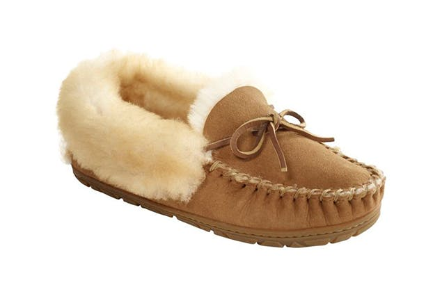 L.L. Bean's Wicked Good Moccasins