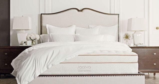 best mattress brands - saatva classic image