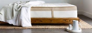 image of Loom & Leaf memory foam mattress